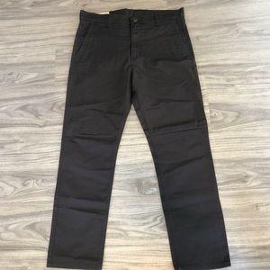 Levi's Gray Pants, 511 Slim Fit Hybrid Trousers